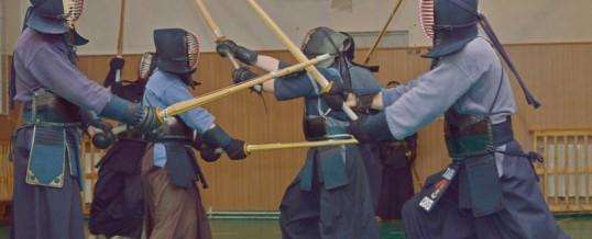 Antrenamente Museido-Taiken